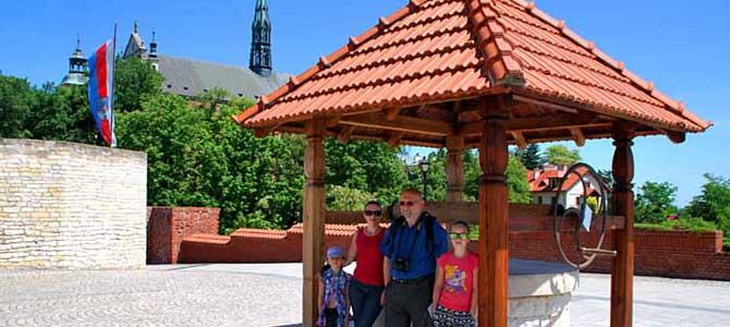 Wycieczka do Sandomierza