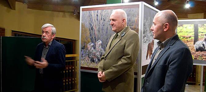 Wystawa Andrzeja Blachy (2.02.2018)