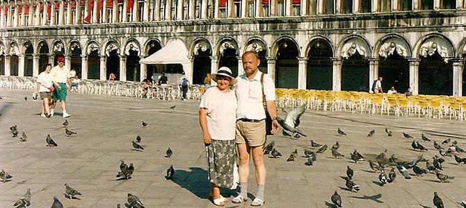 Ze starego albumu (8) – Włochy 1993
