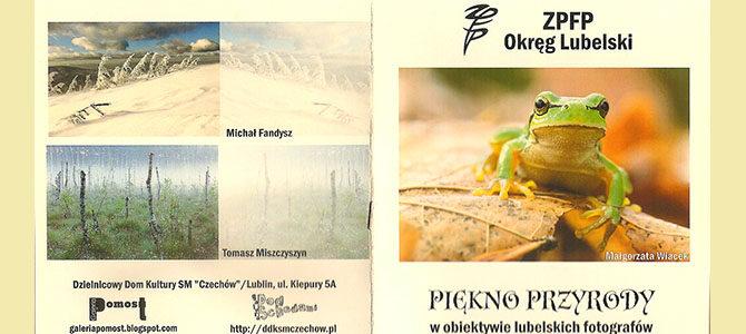 Wernisaż fotografii przyrodniczej w Lublinie