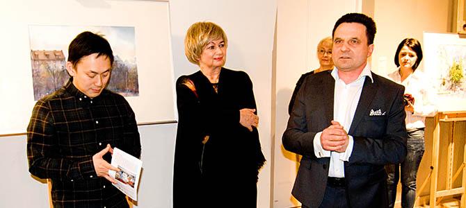 Wystawa Dariusza Płechy (17.02.2018.)