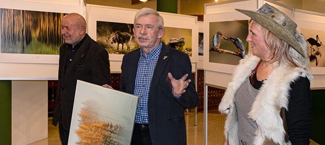 Spotkanie fotografów przyrody w Janowie Lubelskim 31.01. – 2.02.2020.